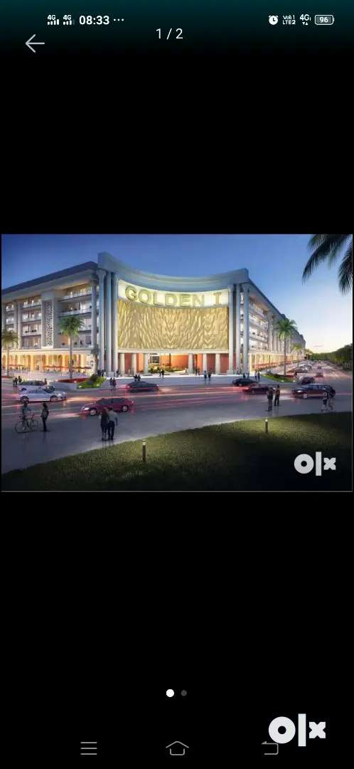 Commercial shop for sale start from 13.99  Lacs Noida Extension