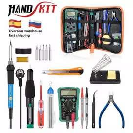 HandsKit Soldering Iron Tool Kit 110V 60W - 908