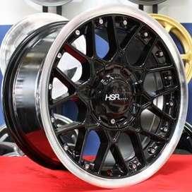 jual velg type hsr wheelFORMULA L1879 HSR Ring.15 Lebar.7-8 PCD.4X100-