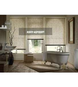 Roller Blinds & All window blinds available