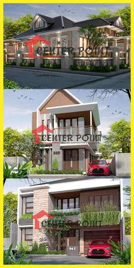 Desain Arsitek Gambar RAB IMB Kontraktor Rumah di Ambon