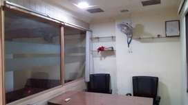 Fully furnished office space ready to move