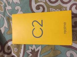 Realme C2 (3/32) full box 9/10 condition