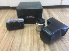 Kamera fujifilm XA 10