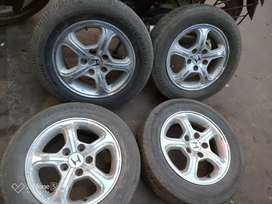 Genuine Honda Civic Alloy wheel