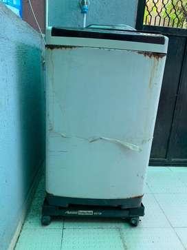 Samsung front load washing machine, 6.5kg.
