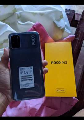 Poco M3 128GB stock clearance with box