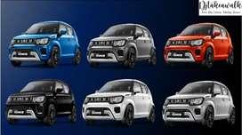 Mau Cari kendaraan Budget DP Minim? COCOK All New Suzuki Ignis Cm 18Jt