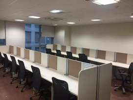 Fully furnished office in Mahape on rent