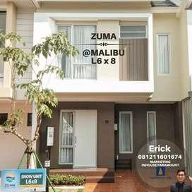Rumah Furnished di Gading Serpong Harga 1M-an