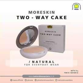 MORESKIN TWO WAY CAKE