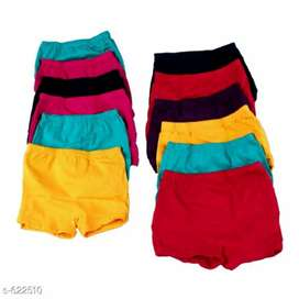 Kids cotton bloomers combo vol 6