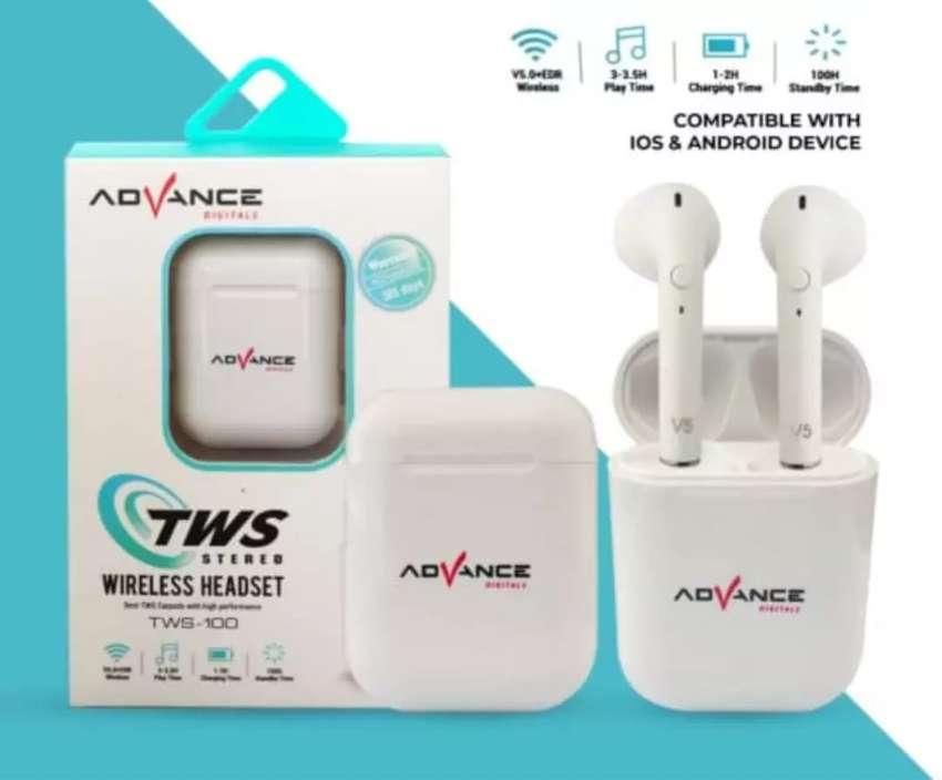 Head set Wireless Bluetooth 0