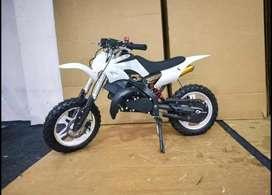 Kids dirt bike 50cc ( emi available )