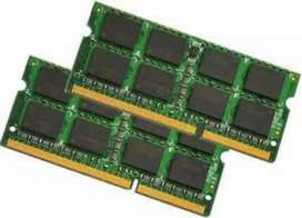 Laptop Rams Available DDR3 & DDR4