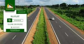 4track sanctions Road Touch plot available @750 per sq feet