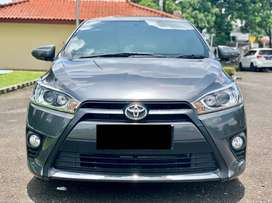 ( km antik 53rb ! ) Yaris 1.5 G Manual 2015