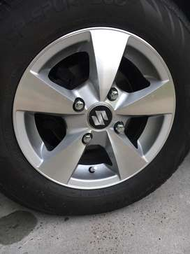 13 inch 4 alloy rims