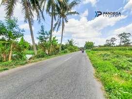 Tanah Dijual Cocok Rumah, Kantor di Jakal Km 12, Selatan PPPG Kesenian