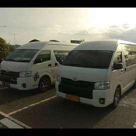 Rental Mobil Aceh / Mobil + Supir + Minyak