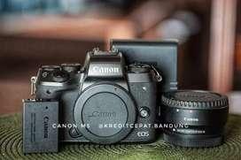 Kredit Kamera Mirroles Canon M5 Tanpa Kartu Kredit