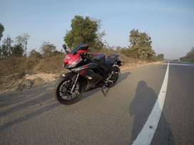 August 2018 R15 v3 6500 kms sparingly used