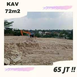 Tanah Kavling siap bangun di kota Rangkasbitung