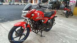 Honda cb Shine red 1 hand showroom condition clear paper
