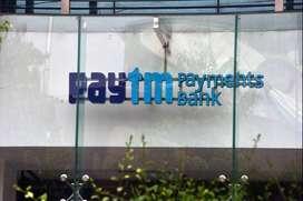 Paytm process jobs
