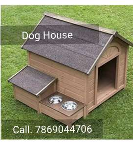 Now Dog house from manufacture