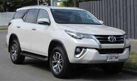 TOYOTA FORTUNER 2019 Get on Easy Monthly Installments