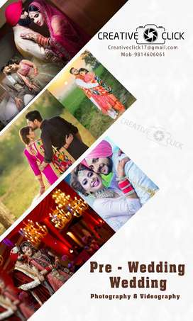 Wedding Album Designer or Video Editing