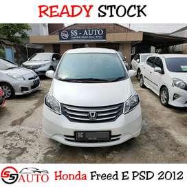Honda Freed E PSD 2012 (MMC) TopKondisi Mulus OrisiniL Odo98rb