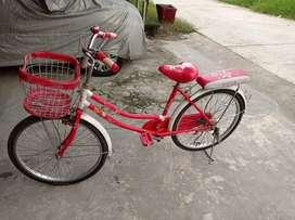 dijual sepeda lecet pemakaian bisa d pkai utk org dewasa