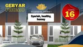 Rumah Murah Dijual di Gunung Pati Semarang Dekat Unnes