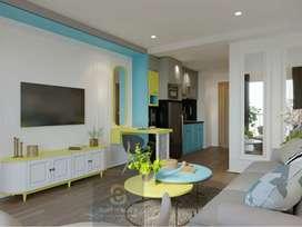 Dijual 2Bedroom apartement Yudhistira mataramcity, sisa 1 unit
