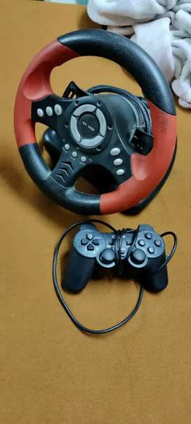 Gaming steering wheel