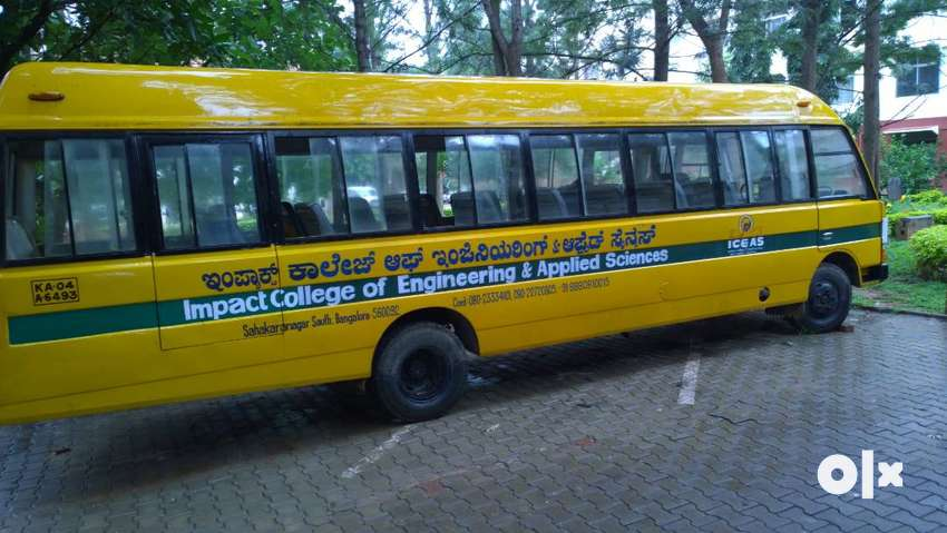 College Bus in good condition 0