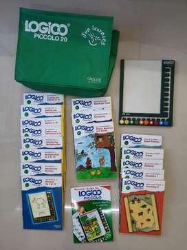 Grolier- Logico Picolo 20- kit for children