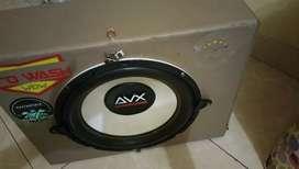 Di jual speaker AVX 12 inch dan box..