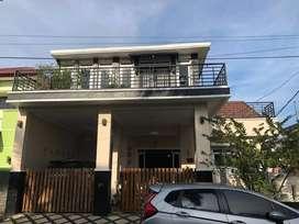 Rumah Cantik dan Luas di Bukit Johor Mas Kota Medan