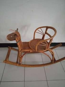 Kuda kudaan rotan anak