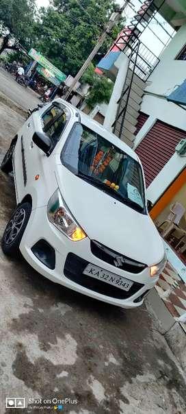 Maruti Suzuki Alto K10 2017 Petrol Well Maintained.