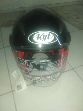 Helm KYT RENOVA custom