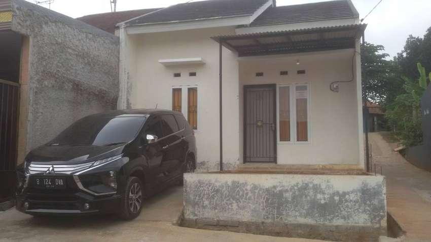 Dijual rumah serpong lt.101 m2 SHM 0