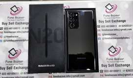 Samsung Galaxy Note20 Ultra5G 12/256GB Black In Excellent condition