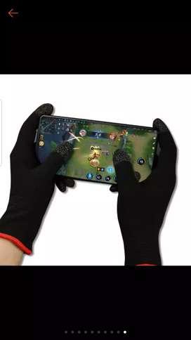 Sarung tangan/ sarung jempol/ jari game PUBGM, CODM, FF, ML dll