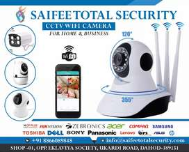 Saifee Total Security, Home smart security and Service