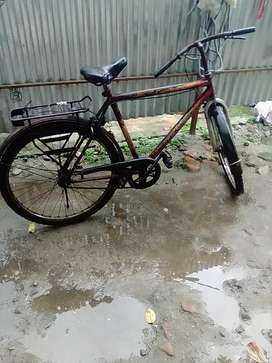 Hero bike saikel old but good condition
