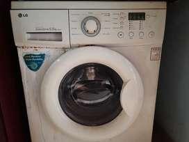LG Direct drive 5.5kg washing machine